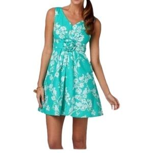 Lilly Pulitzer Parker Dress in the Lagoon Green